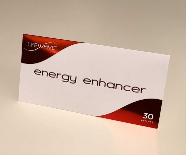 Energy Enhancer Patches - 7 day testing set