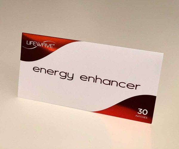 Lifewave Energy Enhancer Pflaster